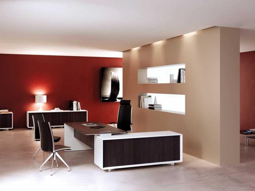 Vacondio arredo ufficio for Ufficio direzionale design